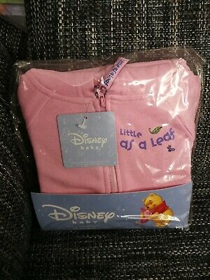 Baby Girls Disney Jogging Suit Outfit Age 3-6 Mths Bnwt