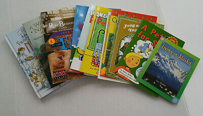 Lot 13 Childrens Kids Books Early Readers Beginning Learn to Read