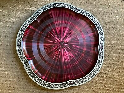 Everbriight Lacqueware Vintage Tray