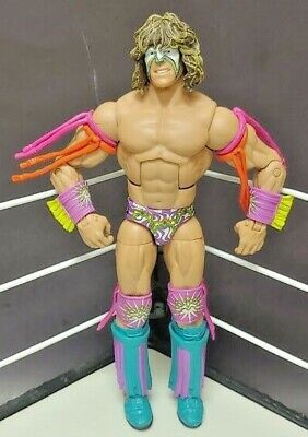 2011 ULTIMATE WARRIOR ELITE WWE WRESTLING Figure Mattel NXT WWF WCW ROH TNA AEW