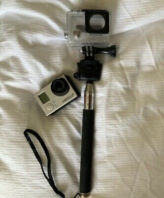 GoPro HERO3+ CHDHX-302 Black Edition Action Camcorder
