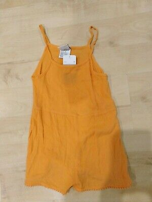 Emerson Summer Jumpsuit For Girl Size 6, Nwt