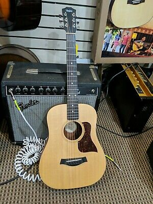 Baby Taylor Acoustic Guitar With Original Gig Bag