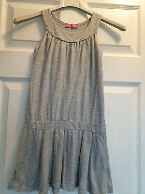 Great Condition Cherokee Grey Dress Age 9-10 Yrs
