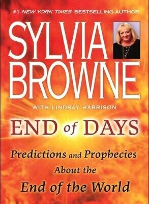 ⚡End Of Days Predictions And Prophecies End Of World by Sylvia Browne (P.D.F) 📚