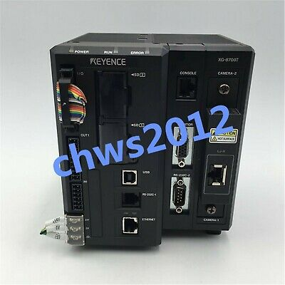 1 PCS KEYENCE XG-8700T vision system controller in good condition