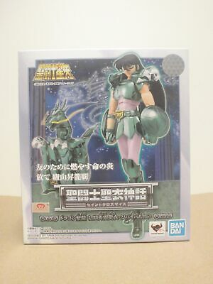 Bandai Saint Seiya Cloth Myth Dragon Shiryu First Bronze V1 Revival Ver Figure