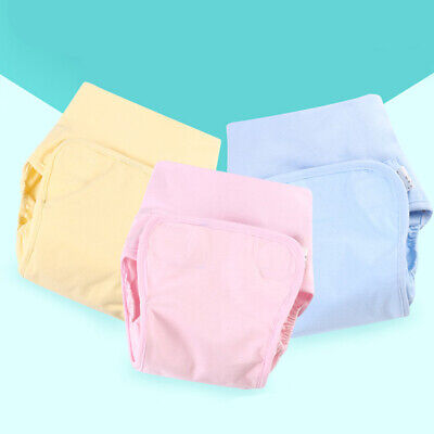 Cloth Baby Nappy Nappy Diaper Kids Wholesale Washable Reusable N3