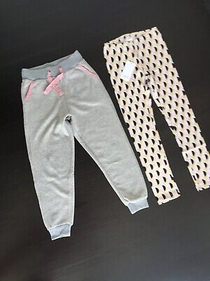2 X Girls NWT SEED Heritage Leggings and NWOT Gumboots Trackpants Size 7