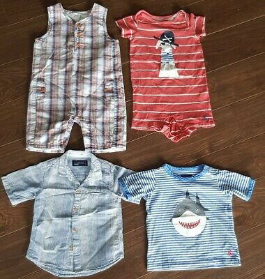 Baby Boys Summer Bundle. Joules, Debenhams, Next. Age 12-18 months