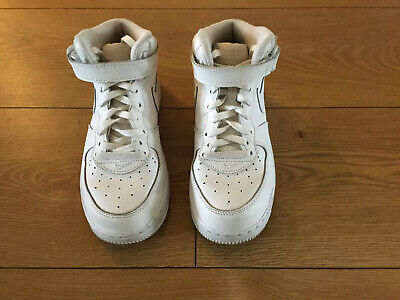 Girls Nike High Top Trainers Size 2