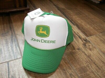 John Deere Mesh Snap Back Adjustable  Cap - New with Tag