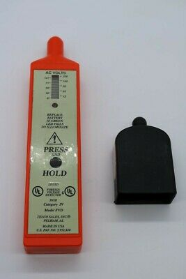 Telco Sales Fvd Foreign Voltage Detector With Cap (Ao2028539)
