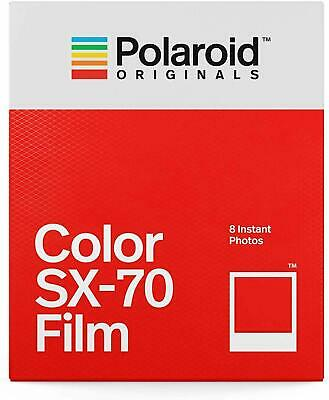 Polaroid Originals Color Film for SX-70 (4676),White