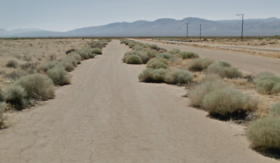 California City Land, .15 Acres Only $1 Opening Bid