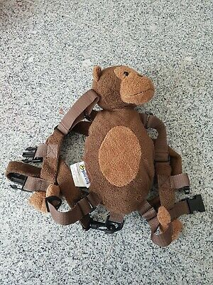 2in1 Harnes Toddler Safety Monkey
