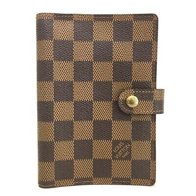 100% Authentic Louis Vuitton Damier Agenda PM Notebook Cover /p201