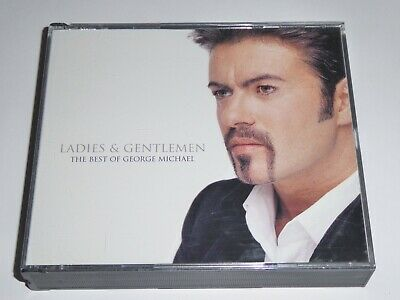 George Micheal - Ladies And Gentlemen: The Best Of - 2 CD SET Very Greatest Hits