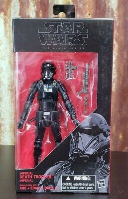 Star Wars: The Black Series - #25 Imperial Death Trooper