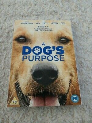 A DOG'S PURPOSE - DVD [2017] - Excellent Condition