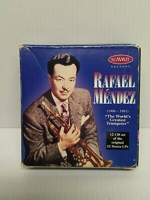 Rafael Mendez 12 CD set of the original 12 Decca LP's Trumpet music
