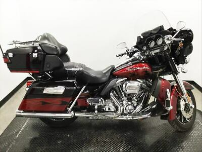 2011 Harley-Davidson Touring  2011 Harley-Davidson CVO Screamin' Eagle Ultra Classic FLHTCUSE6 w/ Extras!!
