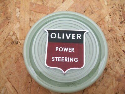 New Replacement Oliver Steering Wheel Center Cap , fits Several Models