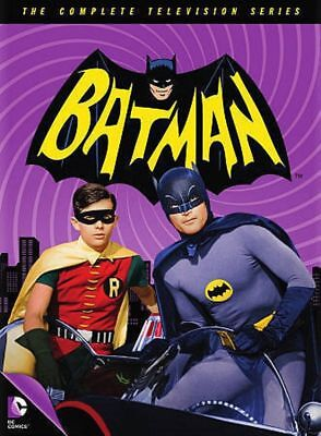 Batman: The Complete Television Series (DVD, 2014, 18-Disc Set) New Sealed