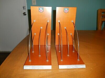 Tag Heuer Professional Sport Watches Display or Bookends