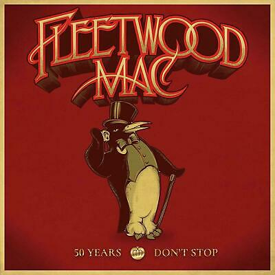 Fleetwood Mac 50 YEARS - DON'T STOP Best Of 50 Essential Songs NEW SEALED 3 CD