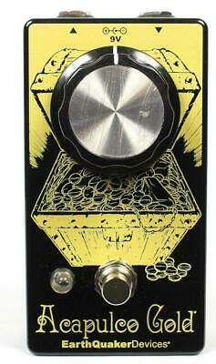 EarthQuaker Devices Acapulco Gold V2 Distortion Guitar Effect Effects Pedal