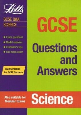 GCSE Questions and Answers: Science (GCSE Question... by Booth, Graham Paperback