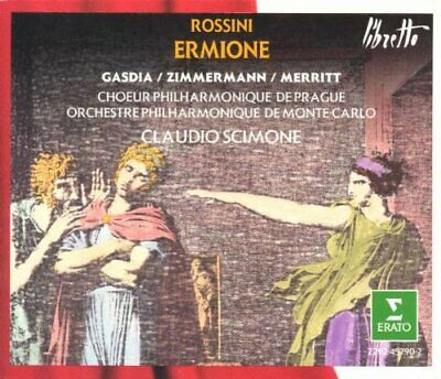 Rossini: Ermione -  CD 8GVG The Cheap Fast Free Post The Cheap Fast Free Post
