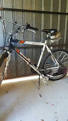 Sachs/ Rotary motorised bicycle with mountain bike