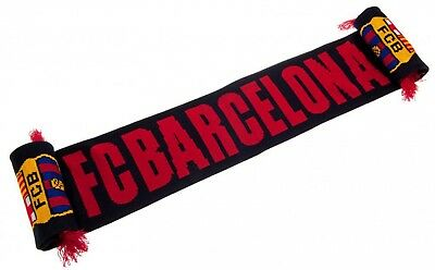 Forever Collectibles - Laliga FC Barcelona Scarf - Blue