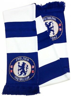 Forever Collectibles - Epl Chelsea FC Scarf - Blue