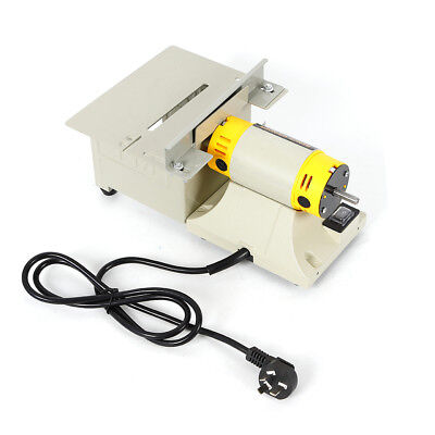350W Mini Table Bench Saws Woodworking Bench Lathe Electric Polisher Grinder hot