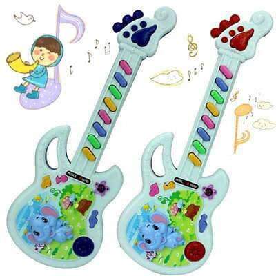 Guitar Keyboard Toy Baby Kid Musical Instruments Educational Music Developmental