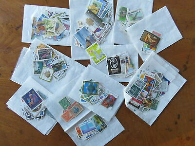 New Zealand collection of off-paper in sets etc fine used - 60 grams