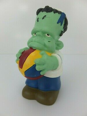 Monster Baby FRANKENSTEIN in sailor suit with beach ball 1993 Pizza Hut