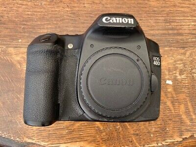 Canon EOS 40D 10.1MP Digital SLR Camera (Body Only) -