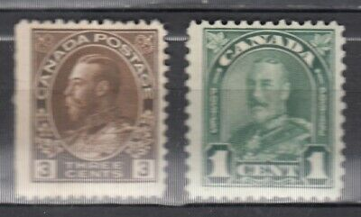 # Canada MINT NG Selection of Early 1900's *