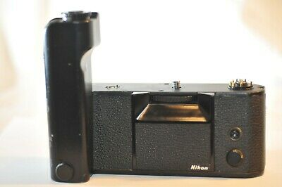 Nikon MD-4 MD 4 Motor Drive MS-3 TESTED working but read for F3 HP T P