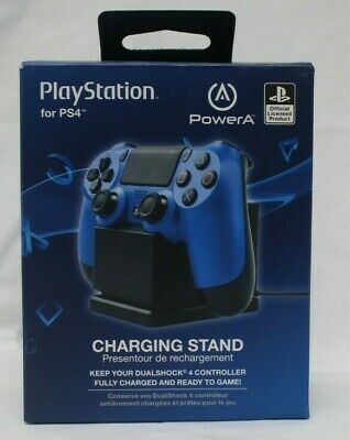 PlayStation PowerA  Charging Stand for PS4 Dualshock Controller