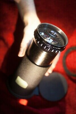 Extremely RARE Astro Berlin Tachar 150mm f1.8  C Projektions-Tachar 150 1.8 ASIS
