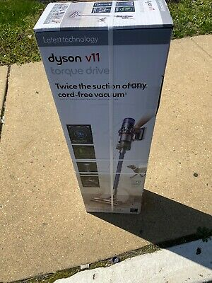 Dyson V11 Torque Drive Stick Vacuum Cleaner - Blue Retail 699