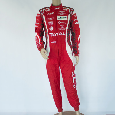 New - Aston Martin Racing AMR Sparco race suit 2018 size 52