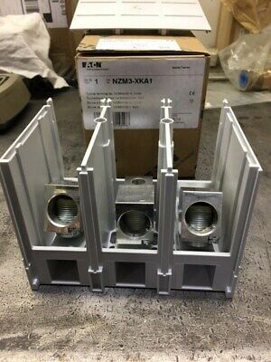 Eaton NZM3-XKA1  3 pole tunnel