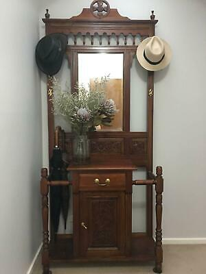 Hallstand Antique reproduction