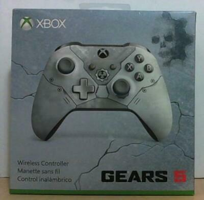 NEW Microsoft 1708 Xbox One Gears 5 Limited Edition Wireless Conttroller $82